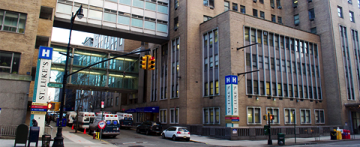 St. Luke's Hospital – 1000 10th Avenue, New York, New York