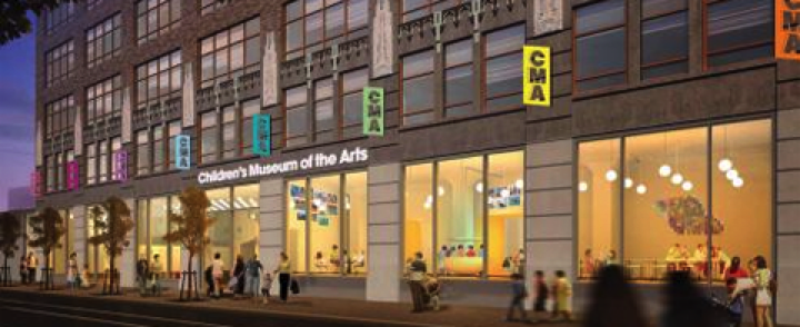 Children's Museum of the Arts – 103 Charlton Street, New York, New York